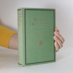 náhled knihy - Romane und Novellen. Erster Band