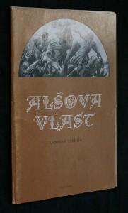 náhled knihy - Alšova vlast : verše k obrazovému cyklu Mikoláše Alše