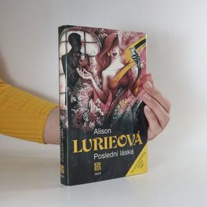 náhled knihy - Poslední láska