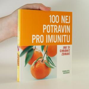 náhled knihy - 100 nej potravin pro imunitu