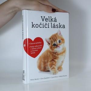 náhled knihy - Velká kočičí láska