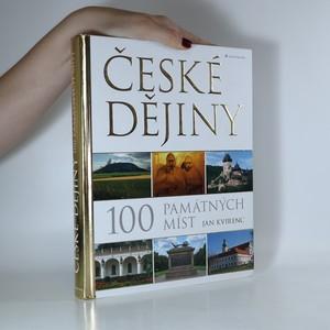 náhled knihy - České dějiny. 100 památných míst