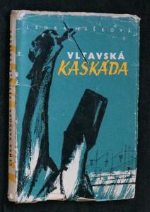 náhled knihy - Vltavská kaskáda