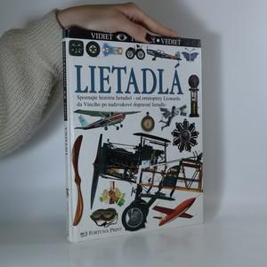 náhled knihy - Lietadlá (slovensky)