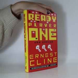 náhled knihy - Ready player one. Hra začíná