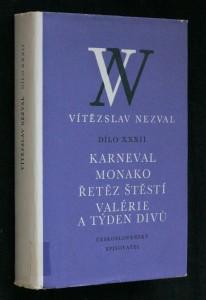 náhled knihy - Karneval ; Monako ; Řetěz štěstí ; Valérie a týden divů