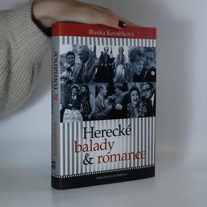 náhled knihy - Herecké balady & romance