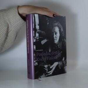 náhled knihy - Poslední deník Květy Fialové