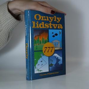 náhled knihy - Omyly lidstva