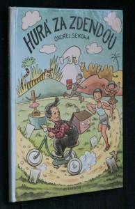 náhled knihy - Hurá za Zdendou