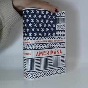 náhled knihy - Amerikána
