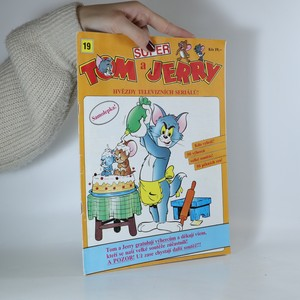 náhled knihy - Tom a Jerry 19