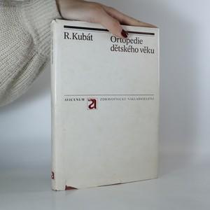 náhled knihy - Ortopedie dětského věku