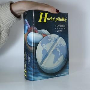 náhled knihy - Hořké pilulky