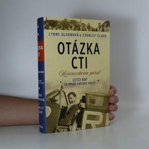 náhled knihy - Otázka cti. Kościuszkova peruť. Letci RAF za druhé světové války