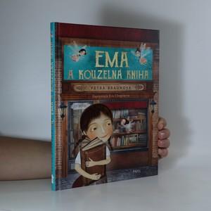 náhled knihy - Ema a kouzelná kniha