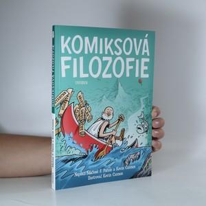 náhled knihy - Komiksová filozofie