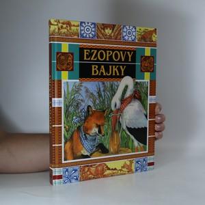 náhled knihy - Ezopovy bajky