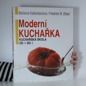 náhled knihy - Moderní kuchařka. Kuchařská škola od A do Z