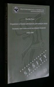 náhled knihy - Organizace a činnost ozbrojených pohraničních složek ; Seznamy osob usmrcených na státních hranicích 1945-1989
