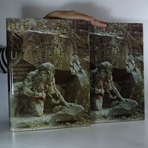 náhled knihy - Dějiny českého výtvarného umění. Od počátku renesance do závěru baroka. II/1 a II/2 (2 svazky)