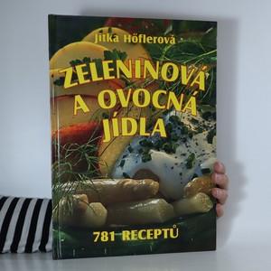 náhled knihy - Velká ovocná a zeleninová kuchařka. 781 receptů