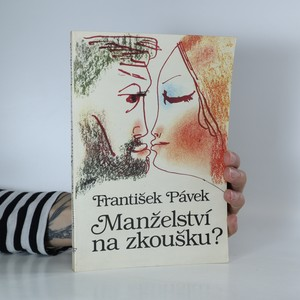 náhled knihy - Manželství na zkoušku?