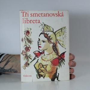 náhled knihy - Tři smetanovská libreta