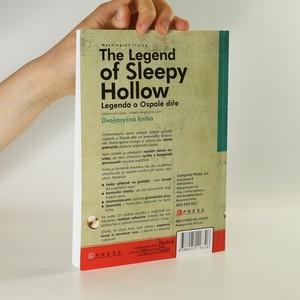 antikvární kniha The Legend of Sleepy Hollow. Legenda o Ospalé díře (vč. CD), 2009