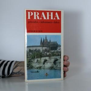 náhled knihy - Praha. Průvodce. Informace. Fakta