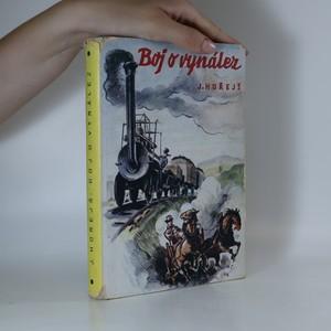 náhled knihy - Boj o vynález