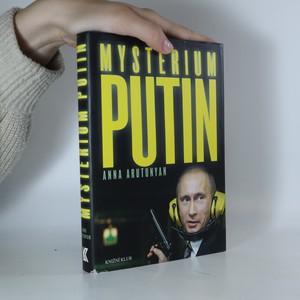 náhled knihy - Mystérium Putin