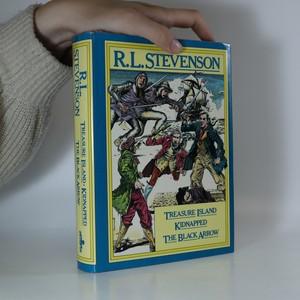 náhled knihy - Treasur Island Kidnapped The Black Arrow