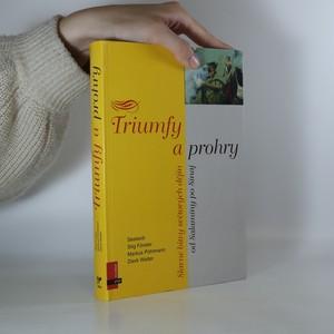 náhled knihy - Triumfy a prohry