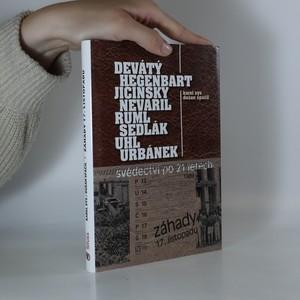 náhled knihy - Záhady 17. listopadu