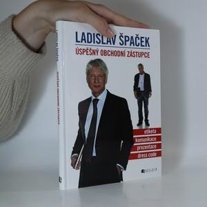 náhled knihy - Úspěšný obchodní zástupce