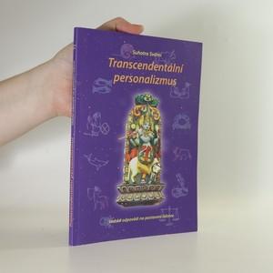 náhled knihy - Transcendentální personalizmus