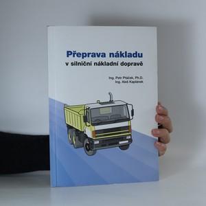 náhled knihy - Přeprava nákladu v silniční nákladní dopravě