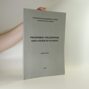 náhled knihy - Prodromus philosophiae, aneb, Uvedení do filosofie