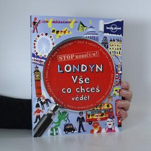 náhled knihy - Londýn. Vše co chceš vědět
