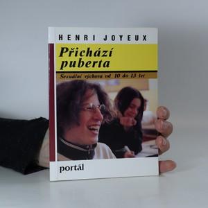 náhled knihy - Přichází puberta