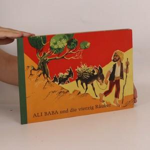 náhled knihy - Ali baba und die vierzig Räuber