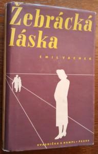 náhled knihy - Žebrácká láska : román