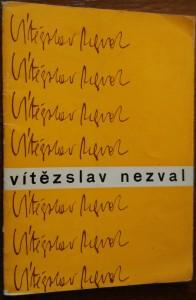 náhled knihy - Vítězslav Nezval :