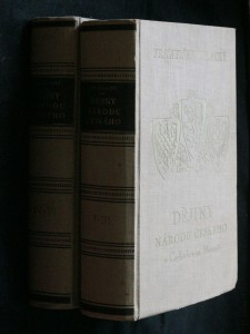 náhled knihy - Dějiny národu českého v Čechách a na Moravě, 2 svazky , 1940