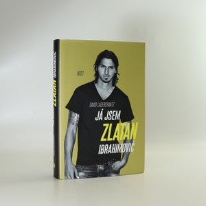 náhled knihy - Já jsem Zlatan Ibrahimović
