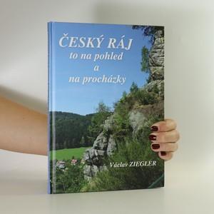 náhled knihy - Český ráj to na pohled a na procházky