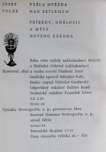 náhled knihy - Vyšla hvězda nad Betlémem : Příběhy, události a mýty Nového zákona, 1969