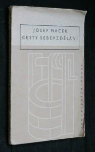 náhled knihy - Cesty sebevzdělání : něco ze zkušeností žáka a učitele, 1943