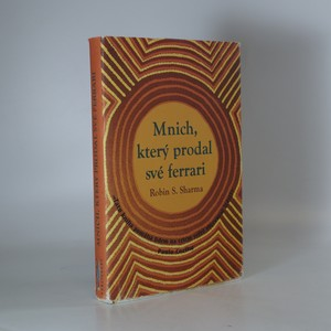 náhled knihy - Mnich, který prodal své ferrari